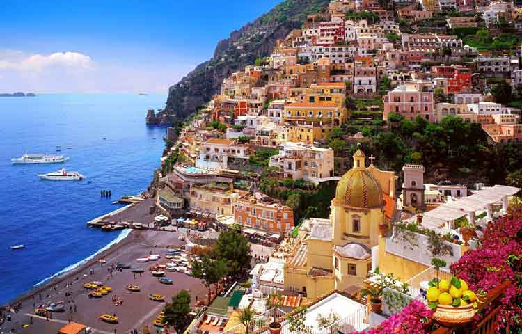 Tour Sorrento e Positano