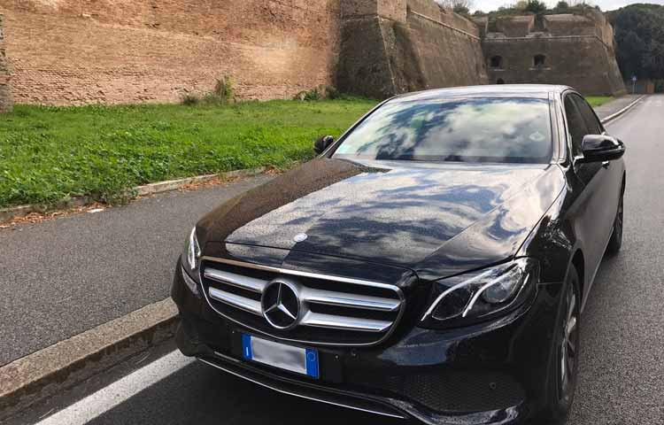Transfer privato Roma