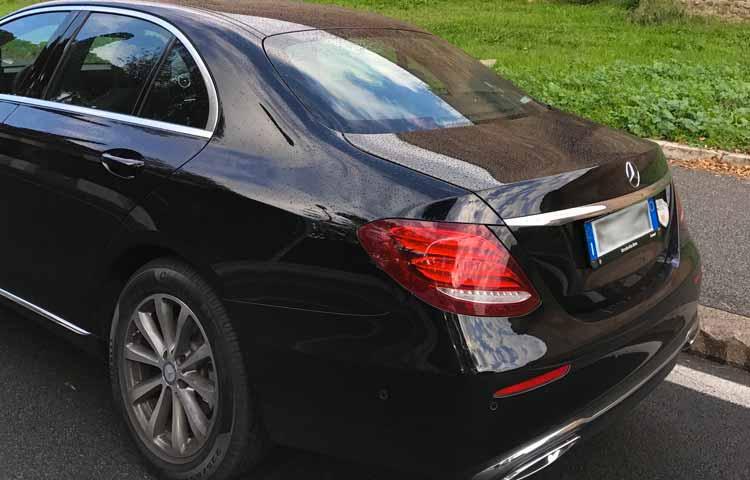 Noleggio auto con autista per matrimoni