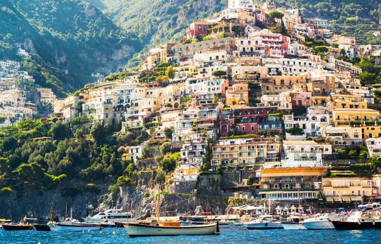 Tour privato Positano