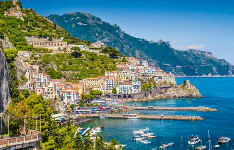 Tour privato Sorrento e Positano